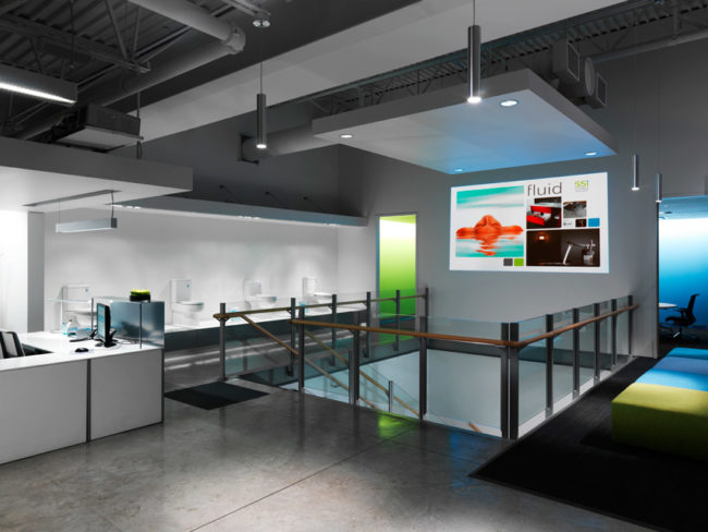 Sustainable Office Interior Design