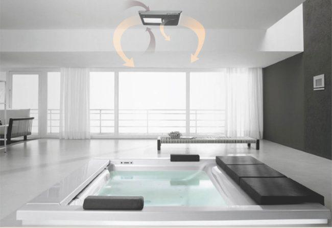 Bathroom Heaters