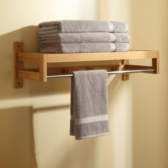 Bathroom Towel stands