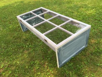 French Door Coffee Table