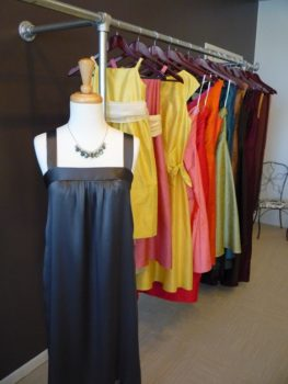 Boutique Pipe Clothing Rack