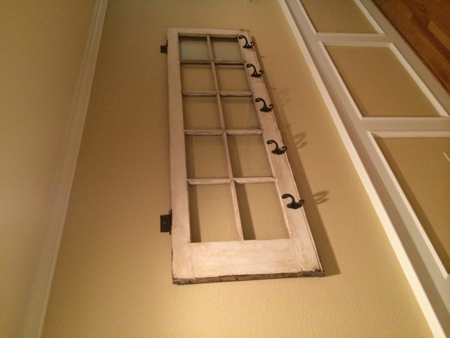 Hinged Door Picture Frame