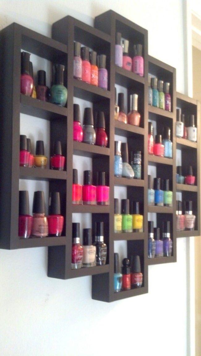 Nail Polish Display Rack for Home