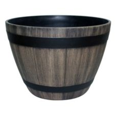 Canadian Tire Barrel Planters