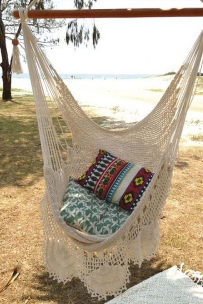 Crochet Hammock Chair Pattern