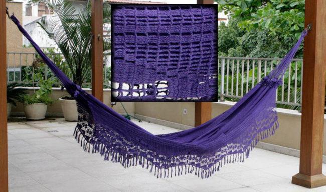 Crochet Hammock Pattern Free