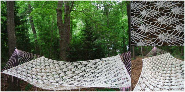 DIY Crochet Hammock