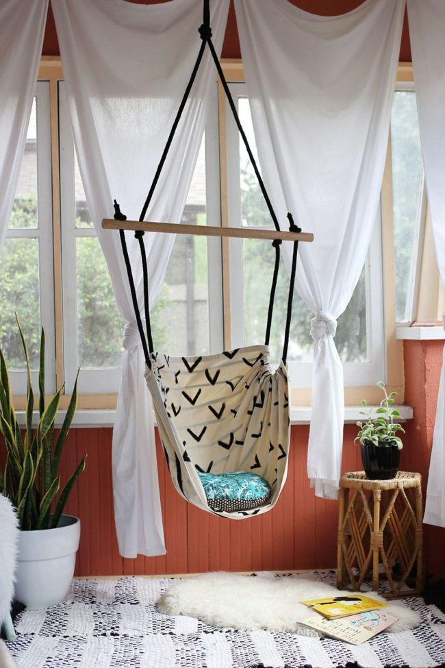 24 amazing macram hammock patterns inhabit zone
