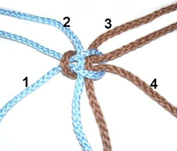 Paracord Hammock Chair Instructions