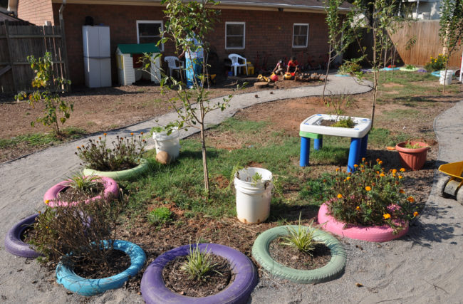 Tire Garden Beds Toxic