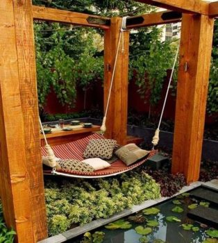Backyard Hammock Ideas