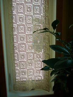Blocks-In-Blocks Curtain