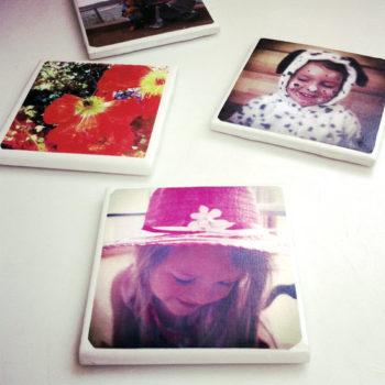 Custom Coaster Tiles