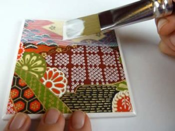 How To Make Tile Coasters