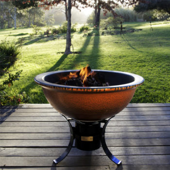 Mobile Fire Pit