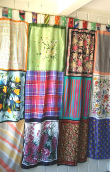 Patchwork Bedroom Curtains