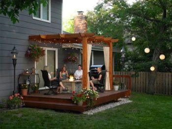 back porch ideas - Back Porch Patio Ideas