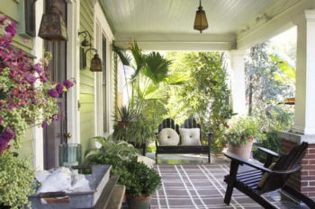 Wonderful Front Porch Decorating Ideas