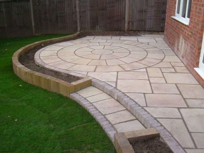 Garden Paving Ideas