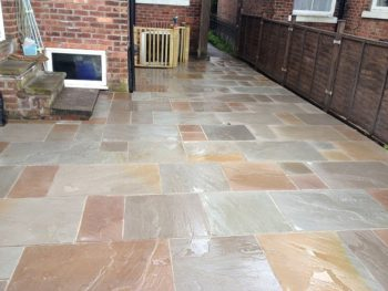 Indian Sandstone Paving Slabs
