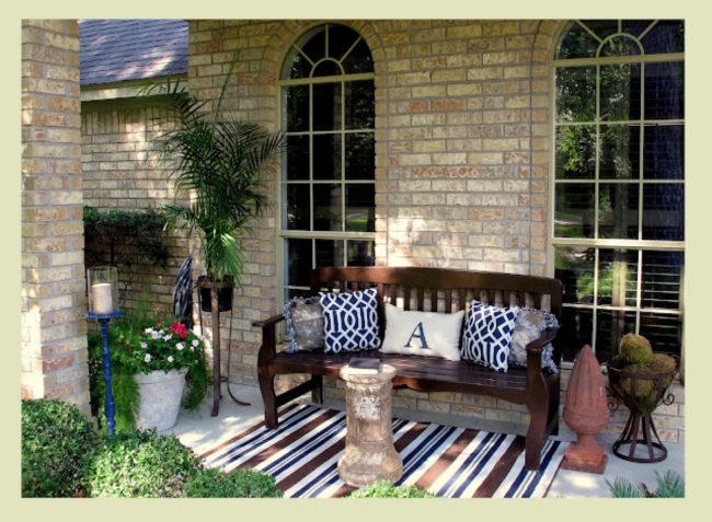 Outdoor Porch Decor