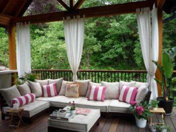 Outside Porch Ideas