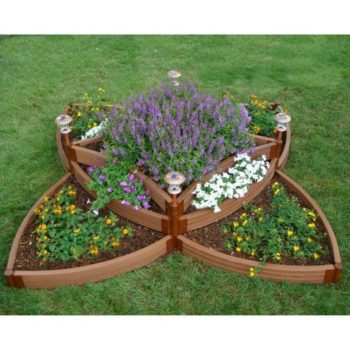 Tiered Flower Bed