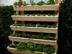 Tiered Planter Box & 25+ Tiered Garden Walls | Inhabit Zone Aboutintivar.Com