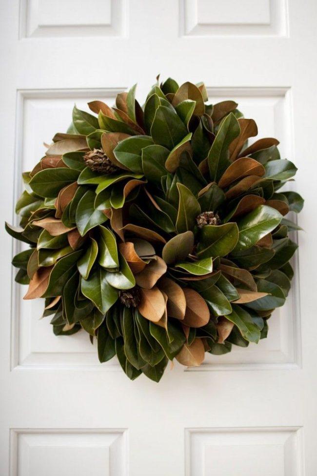 Magnolia Garland Christmas