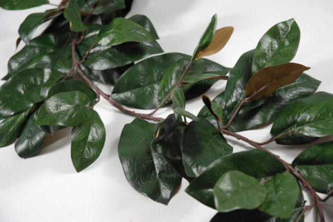 Magnolia Leaves Garland