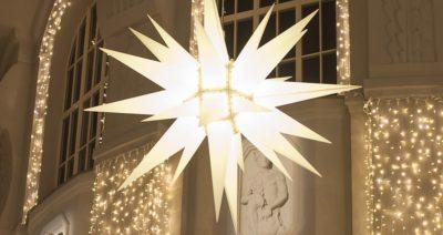German Paper Star Lanterns