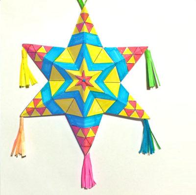 Mexican Paper Star Lanterns