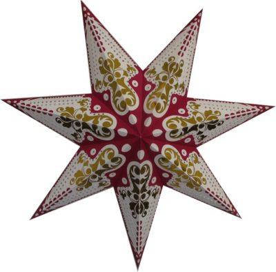 Moroccan Paper Star Lantern