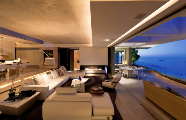 Contemporary luxury house interior design inhabit zone for Modern luxury homes interior design