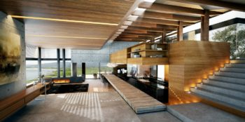 Modern Wood Interior Design Ideas