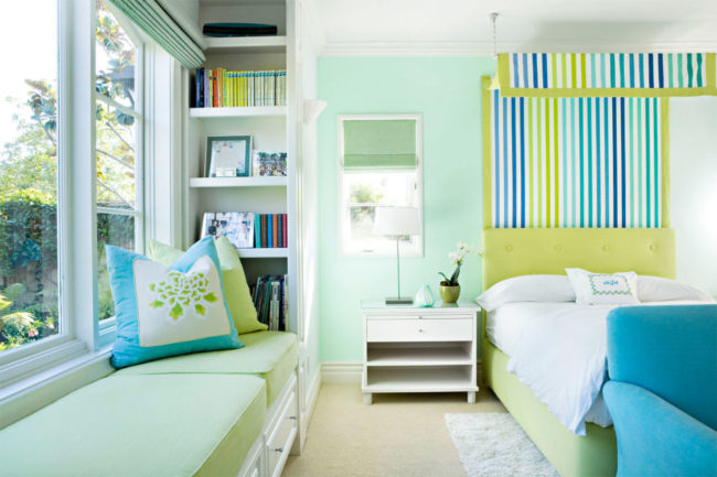Tips For Choosing Wall Colors Kids Rooms