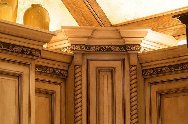 Wood Molding Decor