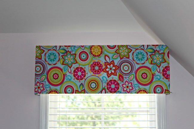 14 Easy No Sew Valance Tutorials Inhabit Zone