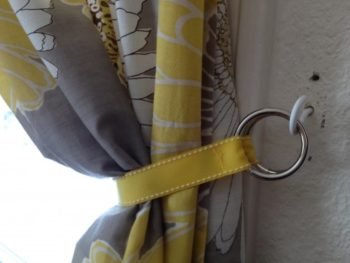 Making Curtains With Rings