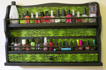 Racks for Nail Polish Display