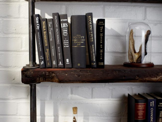 Pipe Bookshelf Cost