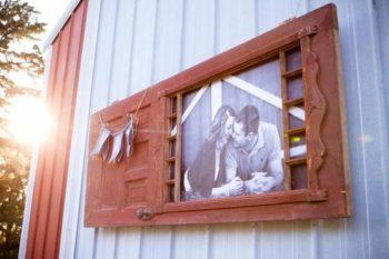 Swing Door Picture Frames