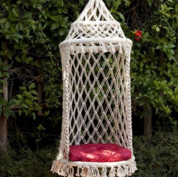 Macramé Hammock Chair Pattern