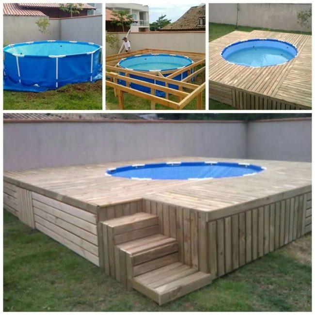 Pallet Pool Idea