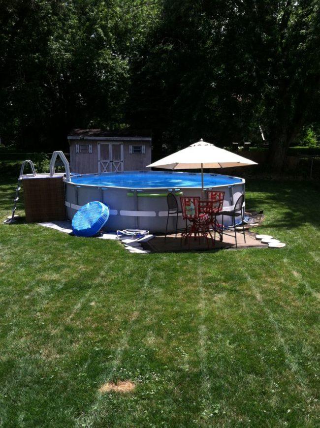 Pallet Pool Making Ideas