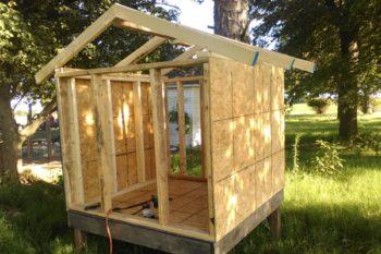 Pallet Wood Chicken Coop Plans Free