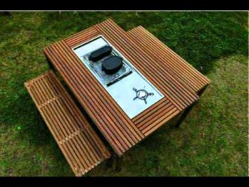 Wooden picnic tables for sale