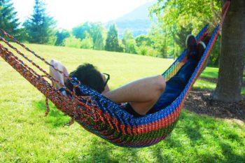 braided paracord hammock straps
