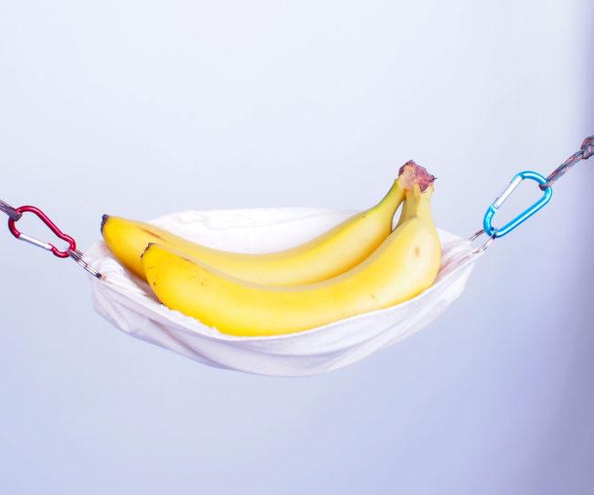 paracord banana hammock