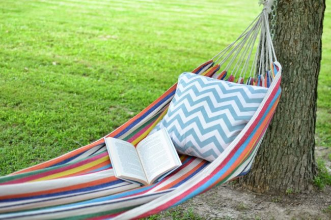 30 DIY Hammock Ideas